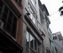 Bán nhà đường Kim Mã, Quận Ba Đình, 46m2 x 7 tầng, thang máy, ô tô vào nhà, an sinh lý tưởng
