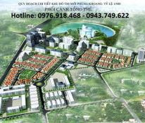 Cần bán gấp 210m2 và 110m2 lô góc 3 mặt tiền KĐT Phùng Khoang, Nam Cường