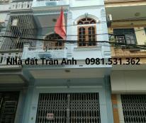 Bán gấp nhà 3 tầng ngõ ô tô quay đầu tại phường Quang Trung