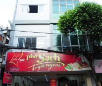 Cho thuê nhà kinh doanh mặt tiền Ngô Thị Thu Minh, Quận Tân Bình, 1 trệt 3 lầu, dt:130m2