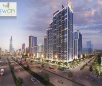 Bán căn hộ CC New City Thủ Thiêm mặt tiền Mai Chí Thọ cách Q1 1,5km giá chỉ 36tr/m2 LH 0903932788