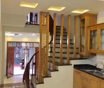 Bán nhà 4 tầng gần tổ hợp Glod Silk Complex Vạn Phúc, Hà Đông, ngõ 4 m, kinh doanh được.