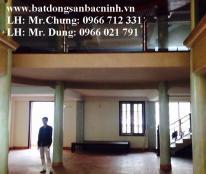 Cho thuê nhà hoặc bán căn nhà 4 tầng gần trường cao đẳng sư phạm, TP.Bắc Ninh