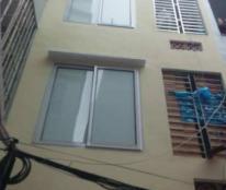 Nhà riêng 24/24 Hoàng Quốc Việt.DT:35mx5T.Giá 12tr