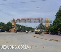 Cho thuê nhà xưởng trong KCN Tây Bắc Ga, Tp Thanh Hóa, với giá cực hợp lý