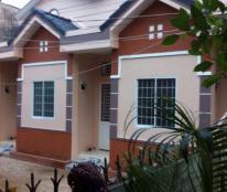 Cho thuê nhà nguyên căn 1 phòng ngủ ở Trà Vinh. (1 trệt, 1 lửng) DTSD 40m2, có đồ đạc, 4,5tr/th