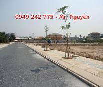 42 nền Vườn Lài giá 22 Tr/m2 đường nhựa 11m, cách chợ 200m, trường học 500m, P.An Phú Đông, Q.12