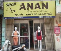 Sang nhượng cửa hàng thời trang mặt phố Nguyễn Đức Cảnh, Hai Bà Trưng, Hà Nội