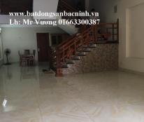 Cho thuê nhà 4 tầng gần trường sư phạm Bắc Ninh