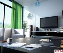 Bán căn hộ chung cư vinhomes 3 phòng ngủ, full đồ, view hồ điều hòa giá rẻ