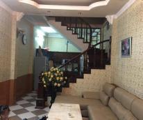Nhà đẹp, 45m2, 4 tầng, cách đường ô tô 10m, 2,1 tỷ, Minh Khai