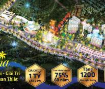 Aloha Phan Thiết Bình Thuận, giá 749tr sở hữu vĩnh viễn, lợi nhuận 75% trên năm LH 0969066563