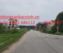 Bán đất biệt thự dự án Đại Hoàng Long, Phường Võ Cường, TP Bắc Ninh