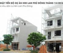 Bán gấp đất nền nhà phố dự án Him Lam Phú Đông, cam kết giá rẻ nhất, LH PKD CĐT: 096.3456.837