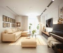 Bán căn hộ 2 phòng ngủ chung cư vinhomes, full đồ, giá 2 tỷ view đẹp