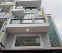 Cần bán nhà nghỉ, 4 lầu, 16 phòng, có PCCC, DT: 150m2, giá 5,9 tỷ, đường Võ Nguyên Giáp