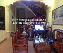 Cho thuê nhà 3 tầng tại khu Lương Thế Vinh, Phường Ninh Xá, TP. Bắc Ninh