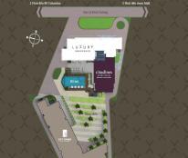 Bán căn hộ chung cư City Tower, Thuận An, Bình Dương diện tích 49m2 giá 820 Triệu