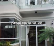 Chính chủ bán căn biệt thự Thảo Điền, 5PN, 460m2, full nội thất, giá mềm