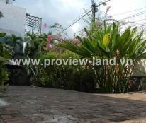 Bán biệt thự mặt tiền Nguyễn văn Hưởng, 506m2, 4PN, hồ bơi rộng