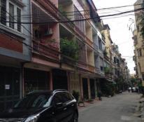 Nhà mới xây phố Hoàng Cầu, vườn hoa 1/6, giá 9.8 tỷ