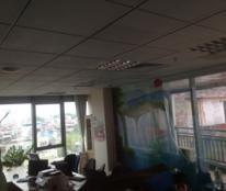 Cho thuê văn phòng, DT: 43 m2, có hầm để ô tô, DC building 144 Đội Cấn, Ba Đình, Hà Nội