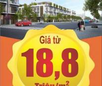 Chính thức mở bán MT Tam Đa, giá chỉ có: 18,8tr/m2, DT: 72m2