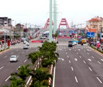 Bán đất mặt tiền đường Phạm Văn Đồng, sổ đỏ, giá 67tr/m2, 0935799986