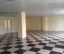 Cho thuê văn phòng phố Duy Tân, Cầu Giấy diện tích100m2,  270m2 ,500m2 giá thuê 180ng/m2/th.