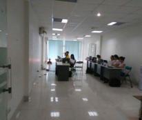 Cho thuê văn phòng phố Trần Đại Nghĩa, Hai Bà Trưng 80m2, 110m2, giá 200 nghìn/m2/tháng
