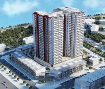 Cho thuê căn hộ The One Gamuda 2 phòng ngủ diện tích 65m2.