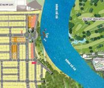Chỉ 3,5tr/m2 sỡ hữu  đất biệt thự nghĩ dưỡng ven sông - liền kề FPT – ngay bến du thuyền