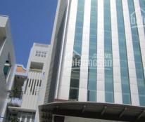 bán nhà mặt phố nguyễn thái học DT 202 m2 x10 tầng, thang máy thang bộ, thiết kế hiện đại
