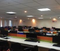 Cho thuê văn phòng tòa Viễn Đông, 36 Hoàng Cầu diện tích 210m2.