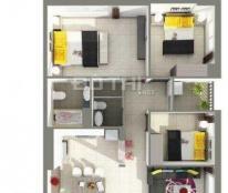 Căn hộ đang bàn giao nhà, thanh toán 400 triệu nhà nhà ở lun, LH: 0909 759 112