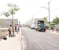 Bán đất đường Quốc lộ 1A, Bình Chánh, giá 220tr/5x26m, sổ hồng riêng, đường nhựa 20m
