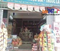 Sang nhượng cửa hàng tạp hóa số 80B Trần Thái Tông, Cầu Giấy, Hà Nội