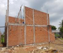 Bán đất sổ hồng riêng DT 5x20m, xây dựng tự do gần chợ Bình Chánh