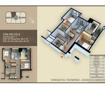 Mua được nhà đất nền - gia đình tôi bán gấp căn hộ số 02 tầng 18 dự án Vinata Tower. Giá 31.2 tr/m2