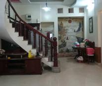 Bán nhà phố Hào Nam Đống Đa 35m^2 4 TẦNG MT 3.5M  4.2 TỶ