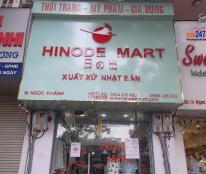 Sang nhượng cửa hàng xách tay của Nhật tại Ngọc Khánh, Ba Đình, Hà Nội