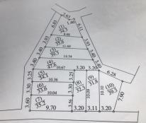 n BĐS Minh Quân mở bán 10 lô đất vị trí đẹp, Lai Xá, Kim Chung giá chỉ từ 399tr/lô