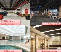 Những lý do lựa chọn căn hộ 3 ngủ, 1.3 tỷ chung cư Hateco Xuân Phương