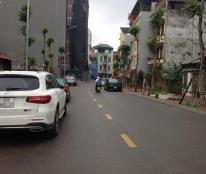 Bán nhà mặt phố Phan Kế Bính - Ba Đình, Hà Nội, DT 50m2, MT 5.7m, vỉa hè rộng KD sầm uất.