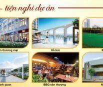 Căn hộ MT Phạm Thế Hiển, quận 8, đối diện kênh đôi, giá chỉ từ 14.9 tr 3 tầng thương mại, công viên