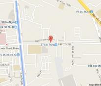 Bán căn hộ chung cư 25 lạc trung, diện tích 150m 3pn giá 25 triệu