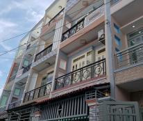 Nhà HXH 7m Tân Hòa Đông, DT: 4x17m, 3 lầu mới đẹp, hướng Đông