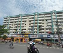 Cho thuê chung cư Đường Sắt 590 CMT8 Q.3 nhà đẹp thoáng mát dt 70m2 2pn 2wc nội thất đầy đủ