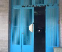 Cho thuê nhà đường Nguyễn Duy P10.Q8 vị trí ngay cầu sắt hiệp ân dt 3.6x15 2 lầu 3pn 2wc