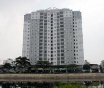 Bán căn hộ cao cấp Orient Q.4 lầu cao view bến vân đồn dt 100m2 3pn 3wc,nội thất cao cấp
